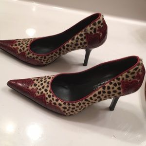 Donald  J Pliner Couture pumps